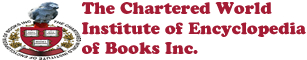 Chartered World Institute of Encyclopedia of Books Inc | Chartered File Number 7661471